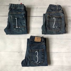 Size 5 Denim Jeans Bundle